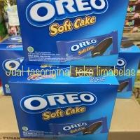 Oreo soft cake bolu isi 12 pcs