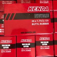 BAN DALAM BUTYL SEPEDA KENDA UK 26 x 1.75/2.125 AV