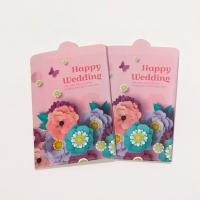 Amplop Wedding / Angpao Wedding isi 6 per pack