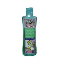 shampoo armani tick and flea 200ml untuk kutu dan jamur