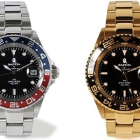 BAPEX GMT PEPSI AND GOLD