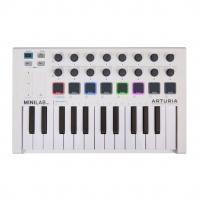 Arturia Minilab MK II - Powerfull 25 Key USB Mini Keyboard Controller