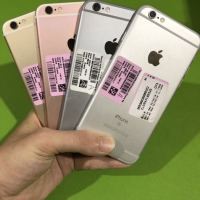 Iphone 6s 32gb bekas second original fullset
