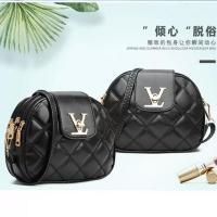 Tas Selempang Wanita Import Termurah - Mini Messenger Bag lv - Hita