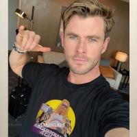 Kaos Avengers Fat Thor Lebowski T-shirt Asguardians of the Galaxy