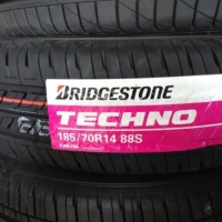 Ban luar ban mobil tekno Bridgestone Avanza techno 185 70 R14