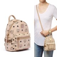 Mcm mini bebeboo backpack authentic ori original tas bag