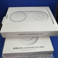 SEIN ORIGINAL Samsung Wireless Charger duo Pad fast charging 25w