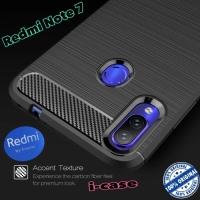 Case Redmi Note 7 Rugged armor - casing cover xiaomi redmi note 7 pro