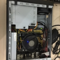 Pc Asus P30AD Core i7 4770S 3 1GHz Ram 8GB HDD 2TB With AMD Graphics