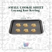 Promo DAVC Bakeware Loyang Cetakan Kue Kering Small Cookie Sheet