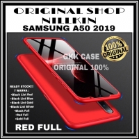 SAMSUNG GALAXY A50 A505 GKK ORIGINAL SOFT HARD BACK CASE PREMIUM