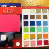 Oscar clio / kulit sintesis / bahan jok