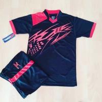 [SETELAN ANAK] Baju Volly Jersey Futsal Kaos Bola Olahraga Voli Mzn 01