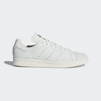 Adidas Men Stan Smith Premium Shoes White Gold Original