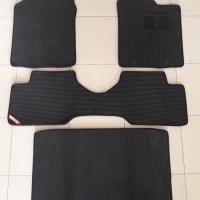 Karpet Mobil Toyota Agya 2018 FULL BAGASI 2 Lapis