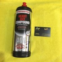 Menzerna 400 Heavy Cut Compound Germany