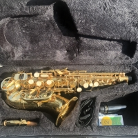 Soprano Baby Saxophone - J Michael SPC-700