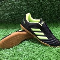 Sepatu Futsal Adidas Copa 19.4 Black Volt