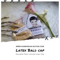 Bald Cap Latex Free Hair Net (model mirip mehron) / Baldcap Latex