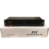 EQ Equalizer DBX 231 dengan SUB OUTPUT