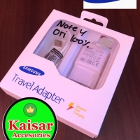 Charger Samsung Note 4 5 S6 S7 15W Fast Charging Original 100% Micro