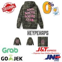 Hoodie Camo Anti social social club ( Break me camo )