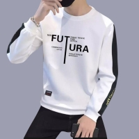 Kaos Baju Pria Lengan Panjang Futura Atasan Cowok Pria Murah Fashion
