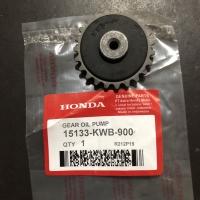 Gigi Poma Oli Gear Oil Pump Honda Blade Revo Absolute Fit FI Abs KWB