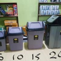 tempat sampah ukuran besar 42 liter