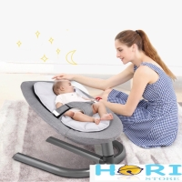 Baby Bouncer Curve Seat Pad Kursi Ayun Tidur Bayi (Resemble Nuna Leaf)