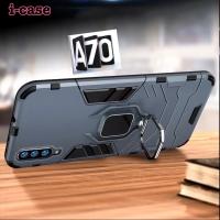 Samsung A70 Case iron armor i-ring - casing cover Samsung a70 a 70
