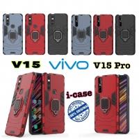 Vivo v15 / Vivo V15 Pro Case iron armor i-ring