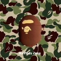 BAPE bathing ape airpods case READY STOCK airpod 1 & 2
