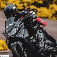 Windshield & Visor Austin Racing Transformer Yamaha Nmax Thailand