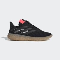 Adidas Men Sobakov Shoes Core Black Flash Red Originals