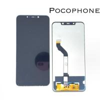Lcd Touchscreen Xiaomi Pocophone F1 Fullset - Hitam