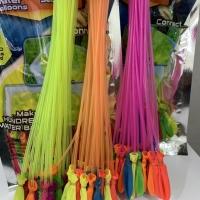 mainan anak magic bunch water balloon /balon air isi 110