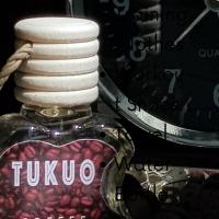 Parfume ruang mobil dan aroma terapi Tukuo by TU rasa coffee harum e