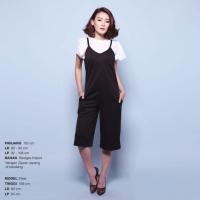 Baju Kodok Jumper Wanita Celana Kulot Jumpsuit Murah - CULOTTES JUMPER