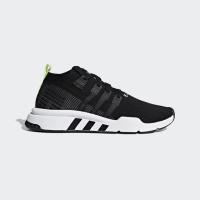Adidas Men EQT Support Mid ADV Primeknit Shoes Black Grey Originals