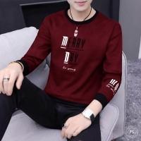 Kaos Baju Lengan Panjang Merry Atasan Cowok Pria Murah Fashion Keren