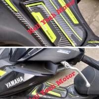 Sticker stiker Tankpad Motor Aerox 155 Yamaha Tangpad Timbul