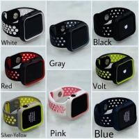 Apple Watch Strap Series 4 Nike Design Bumper + Strap 40 44 mm