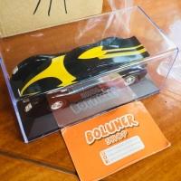 Mobil Batman Diecast bat mobile besi jada