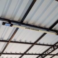 HOUSING RUMAH LAMPU BAMBU T5 LED ATAU KONVENSIONAL PERUMAHAN PROLITE
