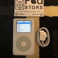 Ipod Classic 4 40GB White
