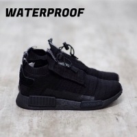 NMD Ts1 Primeknit Goretex Black 100% Authentic