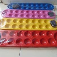 Permainan jadul anak biji congklak BESAR mainan zaman dulu murah