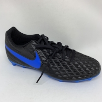 Sepatu bola nike Tiempo legend 8 club MG black blue new 2019